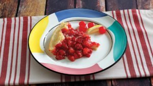 Gloria's Mouth Watering Fruit Cobbler Recipe