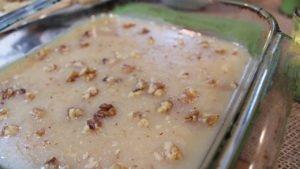 Grandma's White Fudge Recipe
