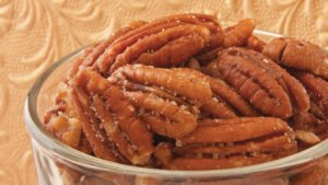 Oven-Roasted Salted Pecans Recipe