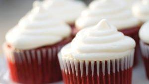Picnic Red Velvet Cupcakes Recipe