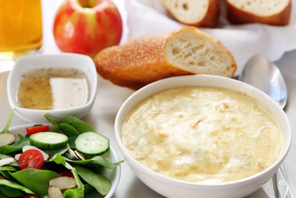 cheddar-cheese-soup