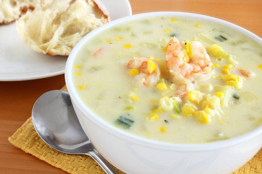 shrimp-and-corn-chowder