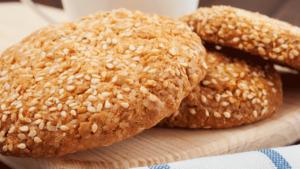 Benne Seed Cookies Recipe