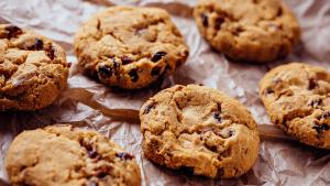 Fruitcake Cookies Recipe