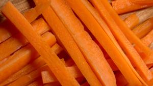Sauteed Julienne Carrots Recipe