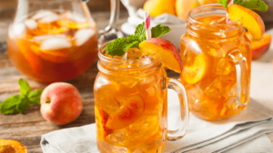 Southern Peach Iced Tea Recipe