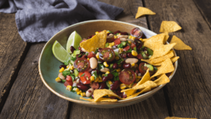 Black Bean Salsa Recipe