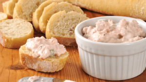 Delicious Ham Spread Recipe
